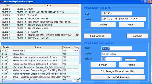 Software Rab Kontraktor Konstruksi Untuk Lpse Kurva S Progres Report Time Schedule